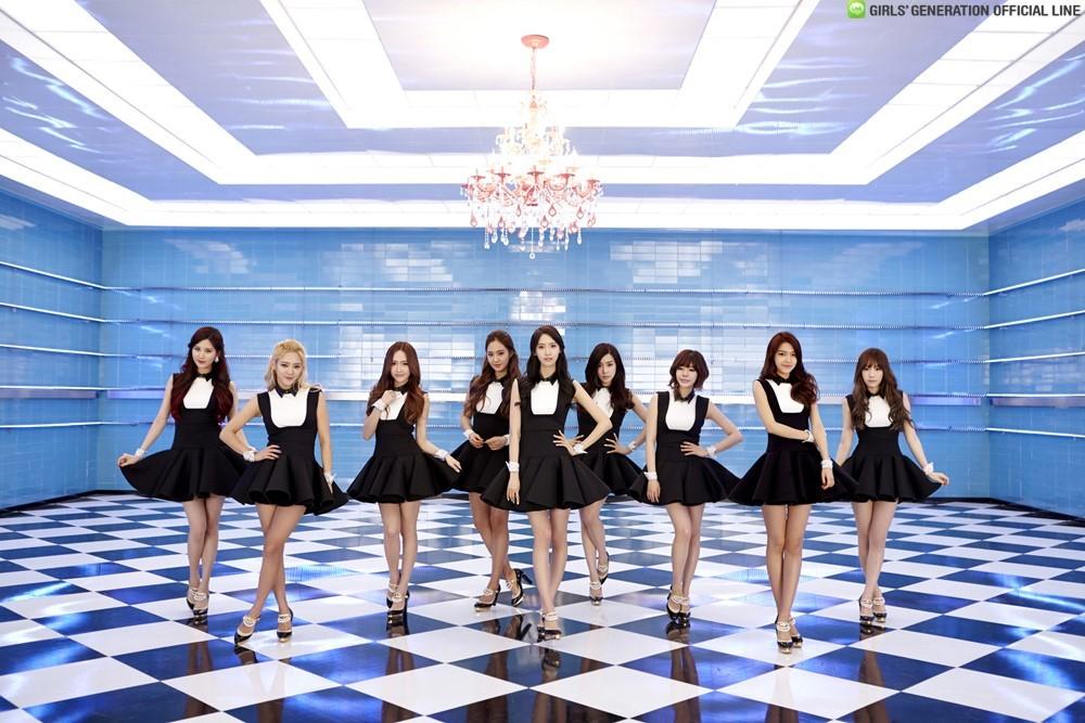 Girls' Generation — Album and Track List 2007–2019